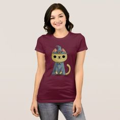 Cat witch Halloween Funny Halloween Gift Shirt - thanksgiving tshirts custom unique happy thanksgiving holiday celebrate