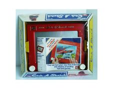 Etch A Sketch Vintage Ohio Arts 1981 by ClearlyRustic on Etsy, $28.00
