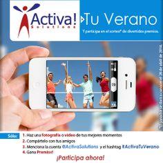#ActivaTuVerano