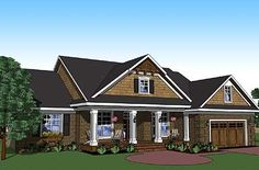 Elevation  http://www.architecturaldesigns.com/house-plan-14569RK.asp  like the layout of this plan