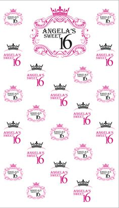 Best of March '13 | 5' x 8' Gold Portable | Angela's Sweet 16