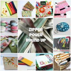 Zipper Pouch Collection