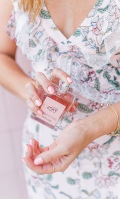 meet your new signature scent, amazing grace ballet rose, available now at ulta.