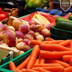 Meyve ve sebzeleri mevsiminde tüketelim..! | Genel Sağlık
