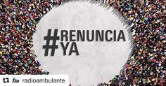 #InstagramELE #ya  Un podcast genial para la clase de español  #Repost de @radioambulante con @repostapp  En Radio Ambulante la historia del hashtag #RenunciaYa y las manifestaciones que lograron tumbar al presidente.  Para escuchar el episodio visiten nuestra página web radioambulante.org  #podcast #radio #periodismo #Guatemala