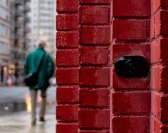 Doorbell of the Former Pyramid Atlantic Building