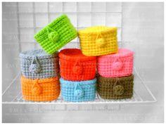 Crochet Box Inspiration  ❥ 4U // hf