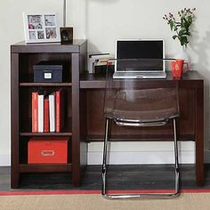 Aspen Home Lifestyles Cube Desk in Cherry AS-CL6048-CHY $319.00