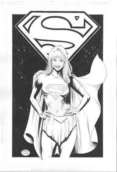 Supergirl by Michael Bair