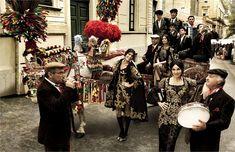 Ancora femminilità siciliana per la campagna Autunno/Inverno 2012/13 di Dolce - Leggi l'articolo!