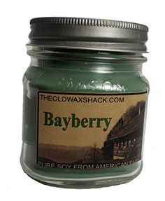 Mason Jar - Holiday Scent -- Check out this great image : aromatherapy Gift Sets For Her, Gift Sets For Women, Bayberry Candles, Aromatherapy Candles, Mason Jars, Essential Oils, Pure Products, Holiday, Check