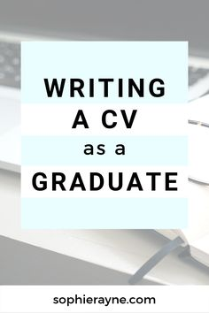 A new graduate and don't where to start on your job hunt journey? This mini-guide will give you a few tips on how to write a resume/cv as a graduate to show off your skills to new employers. Writing A Cv, Resume Cv, Graduation, Self, About Me Blog, Journey, How To Get, Posts, Mini