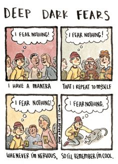 deep-dark-fears: An anonymous fear submitted to Deep Dark Fears...