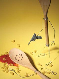 Spoon Attack!