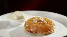 Bree and Jessica's Peach & Apricot Tarte Tatin with Cinnamon Ice Cream: http://gustotv.com/recipes/dessert/peach-apricot-tarte-tatin-cinnamon-ice-cream/