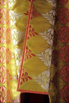 Japanese textile exhibit at the Textile Museum in Washington, DC...on handeyemagazine.com