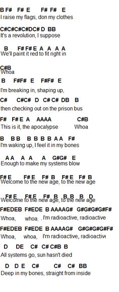 Flute Sheet Music: Radioactive Part 2 Music Memes, Music Humor, Music Quotes, Choir Memes, Flute Sheet Music, Violin Music, Music Sheets, Saxophone, Cello