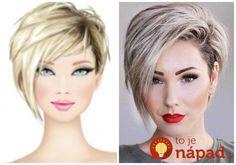 Kaderník ukázal úžasné nápady, ako upraviť ofinu: Ženy, toto z vás spraví nového človeka - 21 top inšpirácií! Bob Hairstyles For Fine Hair, Medium Bob Hairstyles, Older Women Hairstyles, Hairstyles Haircuts, Asymmetrical Bob Haircuts, Short Pixie Haircuts, Haircut For Older Women, Short Hair Cuts For Women, Hair Trends