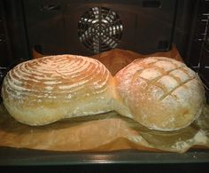 Rezept Bauernbrot von Janine 80 - Rezept der Kategorie Brot & Brötchen