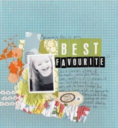 Missy Muh - Scrapbooking ideas -Todays Creative Blog 2008