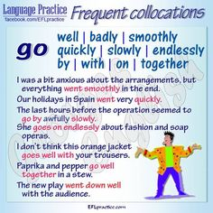 Frequent Collocations