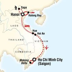 Vietnam Route 15 Days
