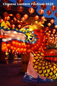 The Chinese Lantern Festival is held every year at Siam Tai Tien Kong Temple in Samut Prakan. It is easily accessible from Bangkok by BTS train. The 2020 event runs until February 24th.  Check out our report and photos.