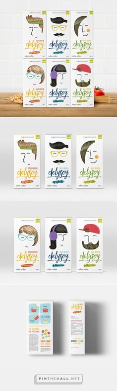 Delysoy - Packaging of the World - Creative Package Design Gallery - http://www.packagingoftheworld.com/2016/10/delysoy.html