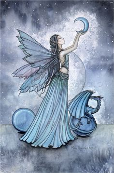 """Shades Of Blue"" - Molly Harrison"