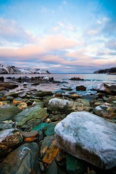 Beautiful Brigus, Newfoundland, Canada | by Stephen Rowsell, via Flickr