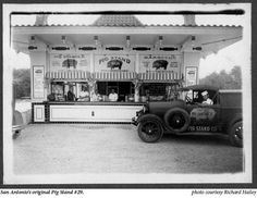 Old Playland Park Rollercoaster San Antonio Texas