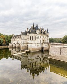 Chateau de Chenonceau by @herve_in_paris via @hello_france