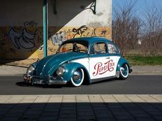 This is the Beetle-Cool.a, the car is just nice.