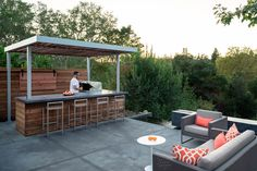 Portfolio - Envision Landscape StudioEnvision Landscape outdoor kitchen & bar - Studio