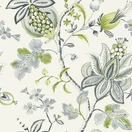 Thibaut Donegal Green and Grey Wallpaper - - Monterey Wallpapers Collection View Wallpaper, White Wallpaper, Fabric Wallpaper, Bathroom Wallpaper, Curtain Patterns, Textile Patterns, Print Patterns, Textiles, Construction Wallpaper