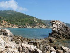 """Le Cannelle"" beach, southern than Argentario. #maremma #tuscany #sea #beaches"