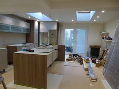Behind the scenes with Colella Interiors kitchen installation process