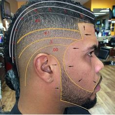Thoughts?? #rollercoasterwaves #bronnerbros2016 #barberhistory #barbersoul #barber #barbernomics_barber_supply
