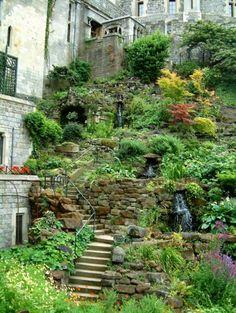 Mmmm... Rock garden.