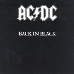 AC/DC  //  Back in Black (1980)