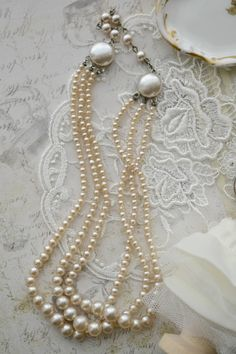 I just love pearls...they are so classy, sophisticated, elegant, and timeless....
