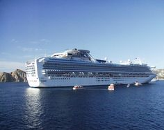 Diamond Princess, Mexican Riviera, 2005 (c) Lisa Plotnick .....My ship too...and the one I met Lisa on!