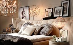 Almi decor Provence, Throw Pillows, Bed, Home, Ideas, Decor, Toss Pillows, Decoration, Stream Bed