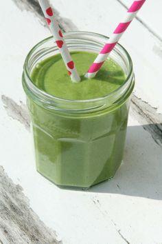 Groene smoothie: het vitamine monster - Lekker eten met Linda