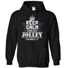 JOLLEY-Special For Christmas - #blue shirt #long sweater. PURCHASE NOW => https://www.sunfrog.com/Names/JOLLEY-Special-For-Christmas-fccikuqgpf-Black-13380699-Hoodie.html?68278