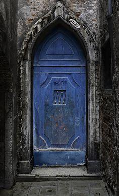 Venice, Italy door