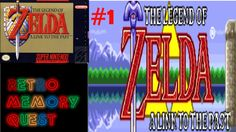 The Legend of Zelda: A link to the Past Walkthrough Part 1 - Rescue Zelda