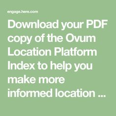 General knowledge 2018 by manohar pandey pdf ebook free download download your pdf copy of the ovum location platform index to help you make more informed fandeluxe Choice Image