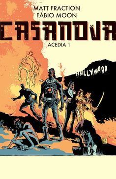 Casanova: Acedia. Great jumping on point for series. January 2015