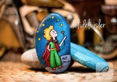 Маленький принц камень покрасочные работы